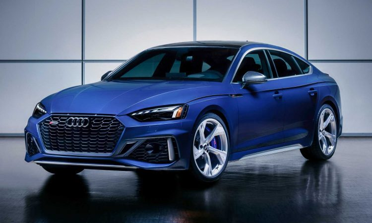 2021 audi rs5 coupe & sportback get styling tweaks, 2