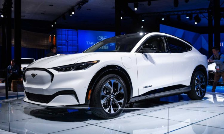 2021 Ford Mustang Mach E Prices Drop On Most Models Myroadnews Com